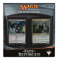 Magic the Gathering Fate Reforged Clash Pack