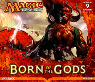 Magic the Gathering Born Of The Gods Fat Pack Box