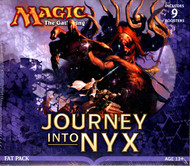 Magic the Gathering Journey Into NYX Fat Pack Box