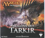 Magic The Gathering Dragons of Tarkir Fat Pack Box