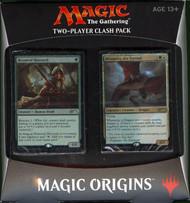 Magic the Gathering Origins Clash Pack Box