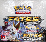 Pokemon XY Fates Collide Booster Box