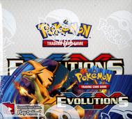 Pokemon XY Evolution Booster Box