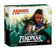 Magic the Gathering Battle For Zendikar Fat Pack Box