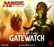 Magic the Gathering Oath Of The Gatewatch Fat Pack Box