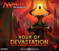 Magic the Gathering Hour of Devastation Bundle Box