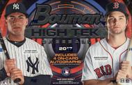 2017 Bowman High Tek Baseball Hobby Box