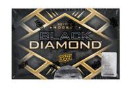 2017/18 Upper Deck Black Diamond Hockey Hobby Box