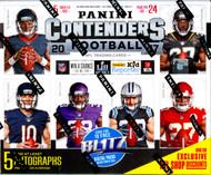 2017 Panini Contenders Football Hobby Box