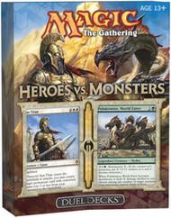Magic the Gathering Duel Decks Heroes vs. Monsters