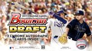 2017 Bowman Draft Baseball Jumbo 8 Box Case