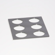 6x40mm GW Unit Tray Topper