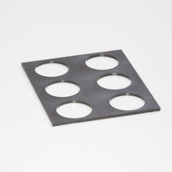 6x40mm PP Unit Tray Topper