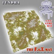 4x4 'Tundra' F.A.T. Mat Gaming Mat