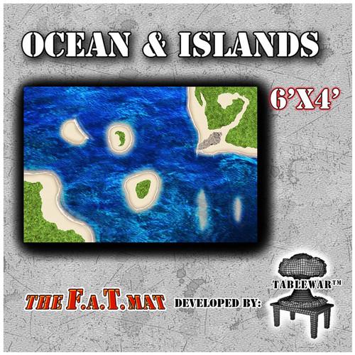 Bundle shown with Island set