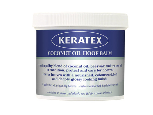 Keratex Coconut Oil Hoof Balm Clear