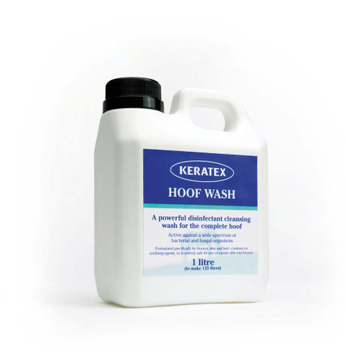Keratex Hoof Wash 3-Pack (3 x  1 Liter) Free Shipping on all 3 of this item