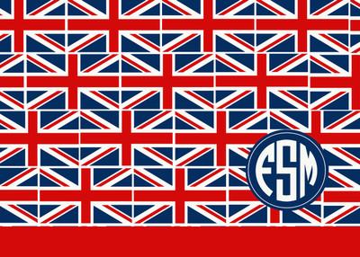 Folded Notes - Union Jack