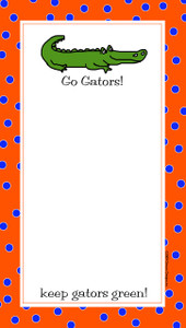 Nimble Notes- Go Gators