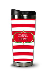 Personalized Travel Tumbler- Merri Merri