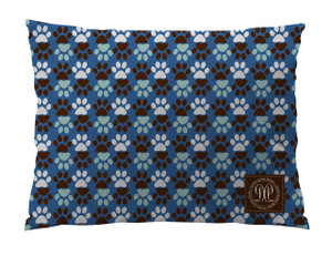 Dog Bed -JP-Natural Paws Navy