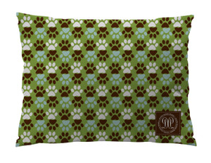 Dog Bed -JP-Natural Paws-Olive