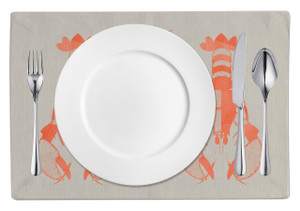 Placemats-Lobster