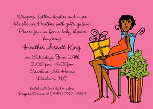 Invitation-Chocolate Mommy