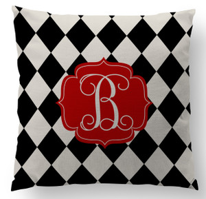 Pillow- Diamonds II