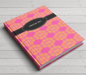 Custom Journal-Dream Big