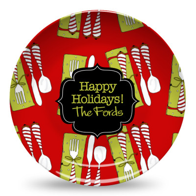 Microwave Safe Dinnerware Plate-Holiday DInnerware