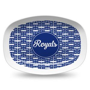 Microwavable Platter- Kansas Royals
