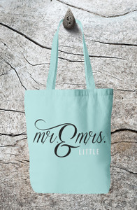 Tote-Mr and Mrs