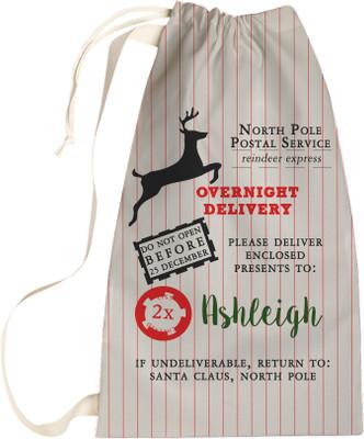Santa Sack - Overnight Delivery