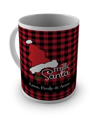 Coffee Mug-Milk for Santa
