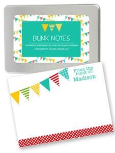 Bunk Notes-Banner