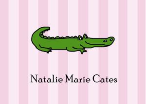 Folded Notes- Alligator