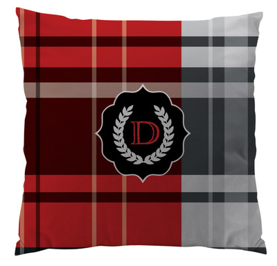 Pillows - Bold Red Plaid