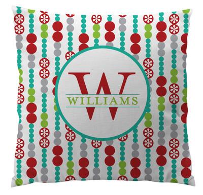 Pillows - Holiday Dot