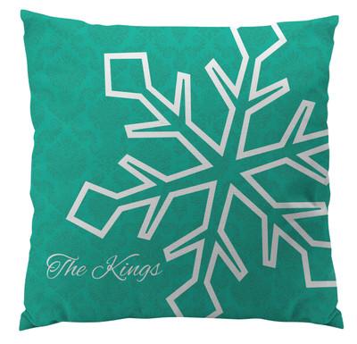Pillows - Snowflake Damask