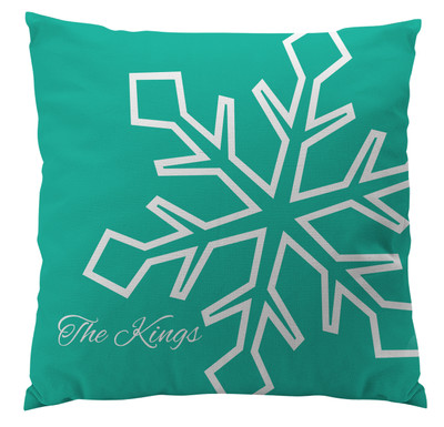 Pillows - Snowflake Solid