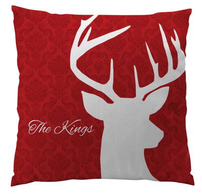 Pillows - Deer Damask