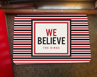 Doormat - We Believe