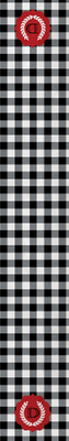 Table Runners - Buffalo Plaid Black and White