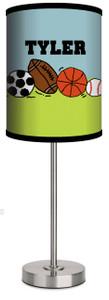 Custom Lamp-Sport