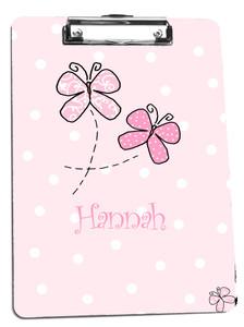 Clipboard- Butterflies