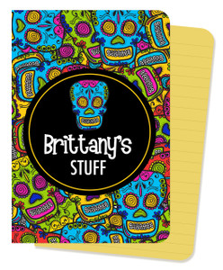 Mini Journals - Comic Sugar Skulls