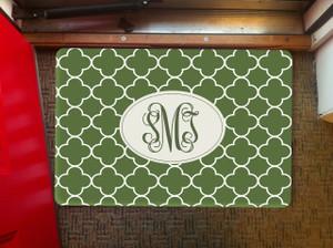 Doormat- Evergreen Clover