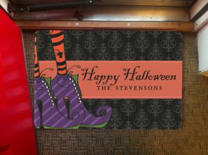 Doormat- Halloween Chandelier