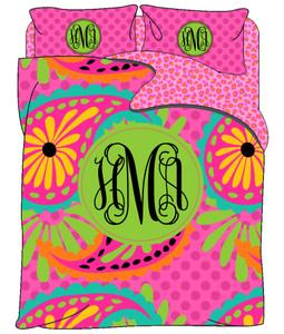 Custom Bedding - McKenzee